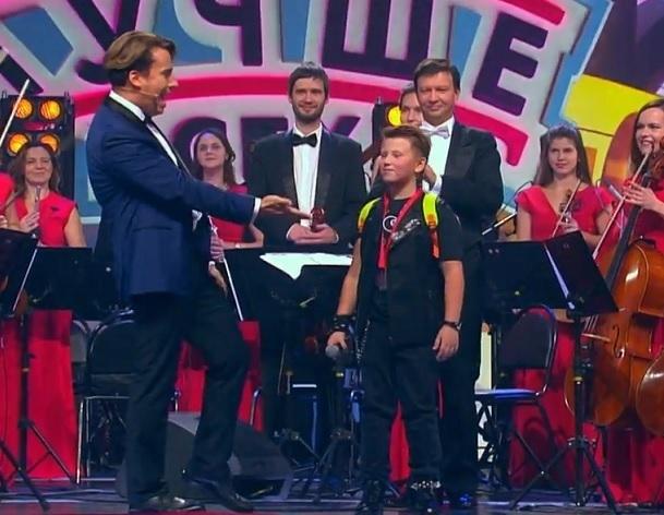 Валерий Кипелов захотел спеть хит «Я свободен» со школьником из Новочеркасска