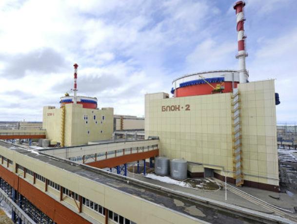 Энергоблок наРостовской атомной станции «тормознули» на1,5 месяца