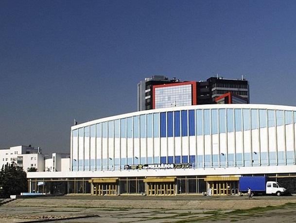 Дворец спорта вРостове останется вобластной собственности