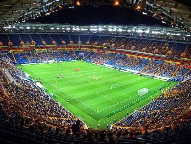 «Ростов» все домашние игры сезона проведет на «Ростов Арене»