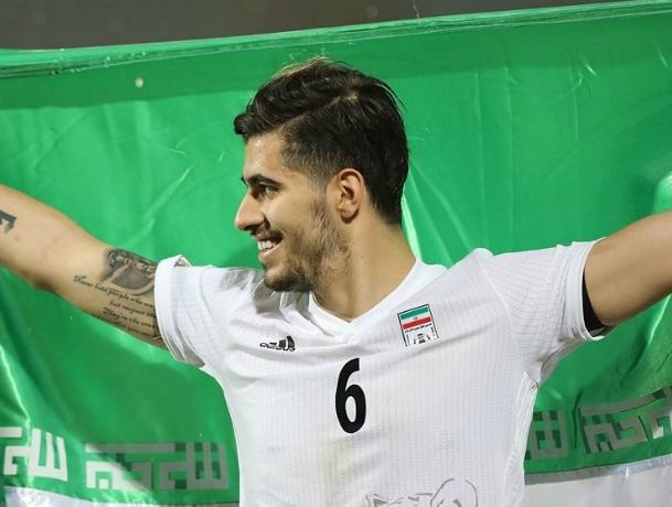 Игрок «Ростова» исборной Ирана непрошёл допинг-тест