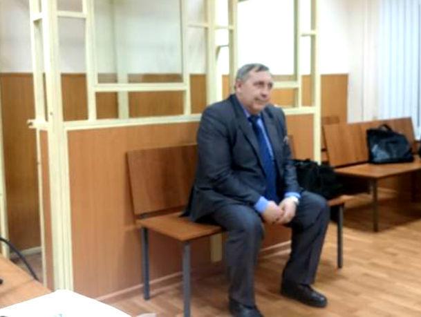 Утверждено обвинительное заключение поуголовному делу вотношении директора департамента возведения Новочеркасска