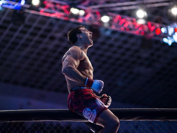 Путина восхитил изумительный нокаут бойца из Ростова на престижном турнире