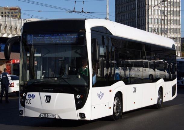 В Ростове снова сломался электробус