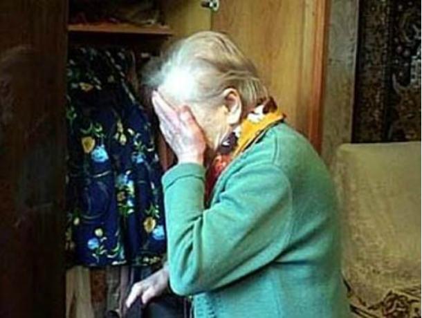 Пенсионерка изНовосибирска обокрала пенсионерку изРостова
