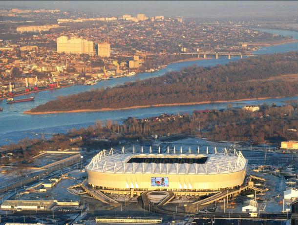 Буйных фанатов скрутят, отправят в «обезьянник» и оштрафуют на стадионе «Ростов-арена»