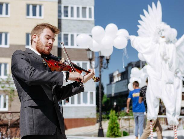 545 ростовских семей отпраздновали новоселье в благоустроенном микрорайоне «Красный Аксай»
