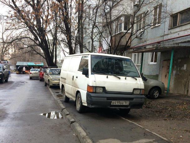 Очередные «мастера» парковаться до предела возмутили ростовчан