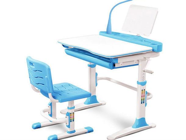Почему правильный стул и стол для первоклашки важнее ортопедического портфеля