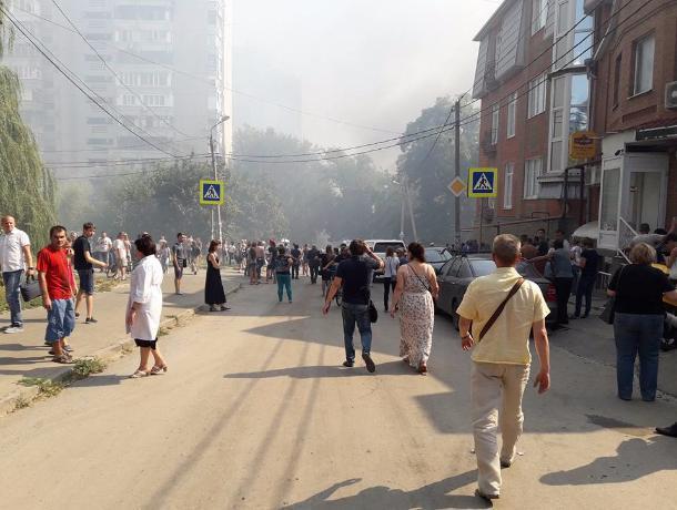 Погорельцы с Театрального спуска массово пишут в СКР заявления о поджоге их домов