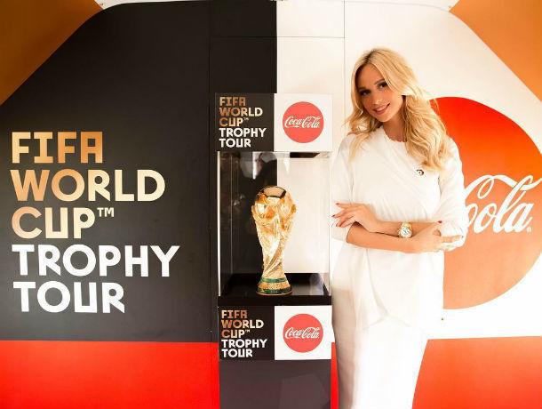 Сделать фото с Кубком ЧМ-2018, который побывал в 50 странах, смогут футбольные болельщики Ростова