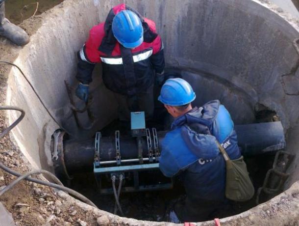 Часть Ростова осталась без воды из-за аварии на водопроводе