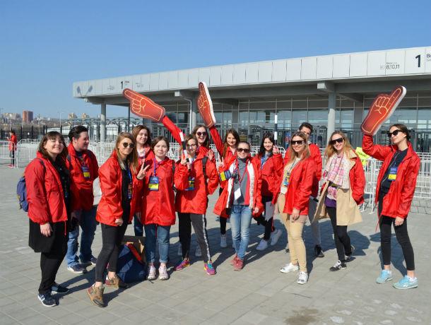 Помогать пройти «последнюю милю» к стадиону «Ростов-арена» будут волонтеры ДГТУ из Ростова