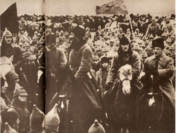 Календарь: 98 лет назад легендарный красный командир Буденный с боями взял Ростов-на-Дону