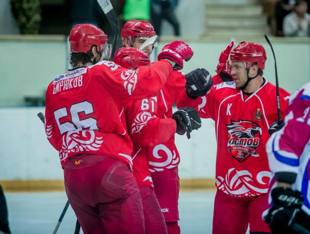 ХК «Ростов» не доиграл матч с «Россошью» из-за пожара в Кумженской роще