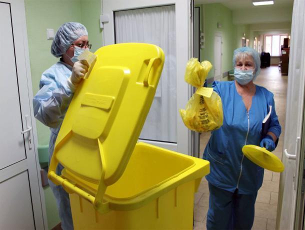 Мусорная политика: как ростовские депутаты мешают утилизации медицинских отходов