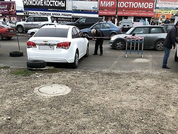 Поборами за «платную» парковку на рынке Темерник шокированы «наивные» гости Ростова