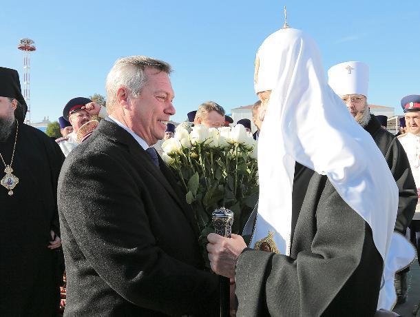 С приходов в Ростовской области собирают деньги на визит патриарха Кирилла