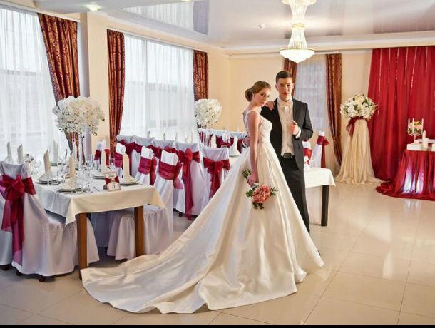 Какой должна быть идеальная свадьба? Веселой и вкусной!