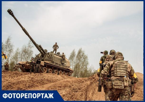 Залпы артиллерии, рев танков и огни «трассеров»: ростовчане приняли участие в масштабном страйкбольном сражении