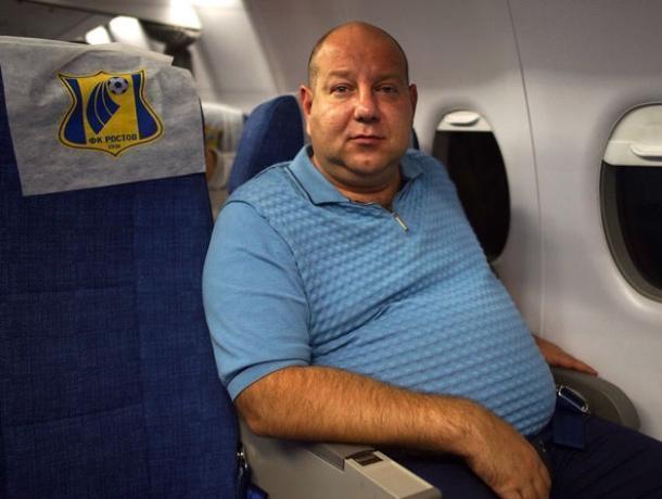 ФК «Ростов» планирует стать чемпионом в течение пяти лет