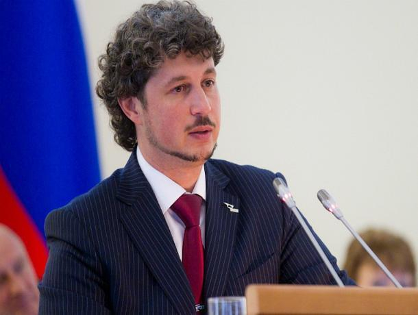 Александр Хуруджи выдвинут на должность главы администрации Ростова