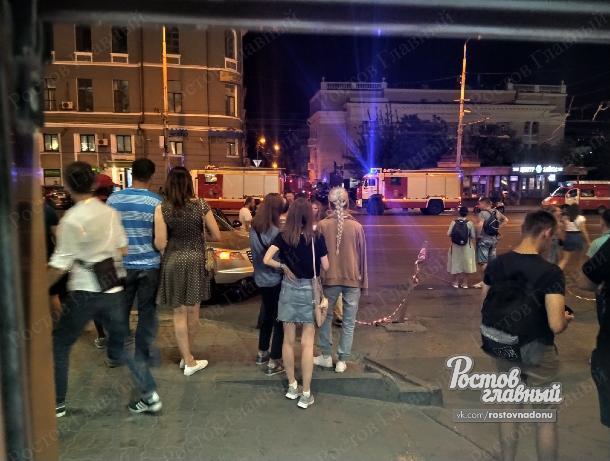 После взрыва газового баллона в ростовском кафе следком возбудил уголовное дело