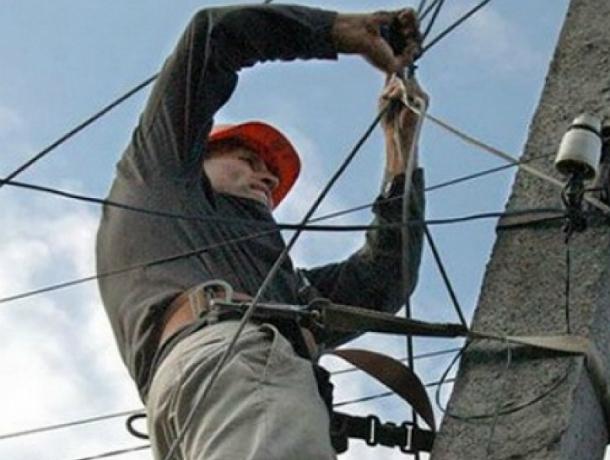 Электросети вновь оставят ростовчан без света