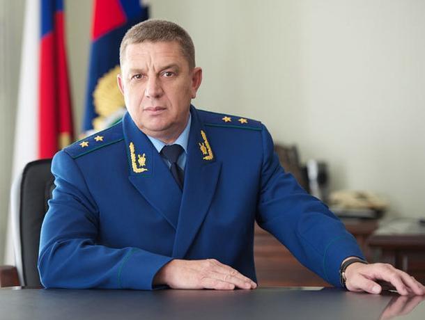 Прокурор Ростовской области  может стать первым замом Юрия Чайки