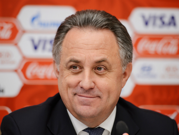 Экс-министр спорта России Виталий Мутко займется развитием казачества в Ростовской области