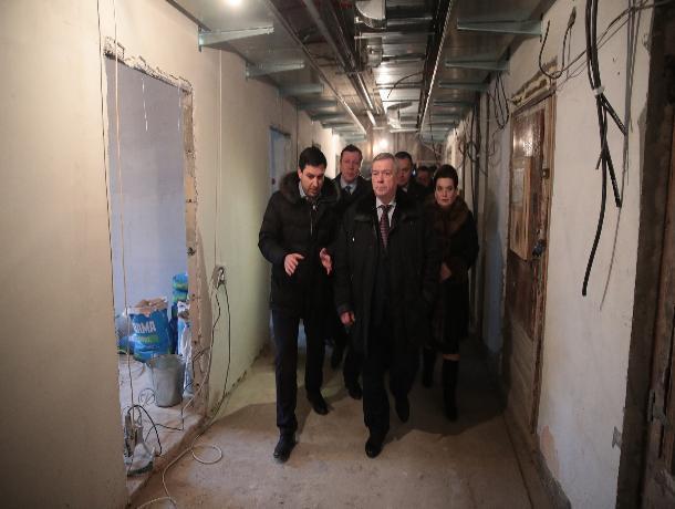 «Биржа губернаторов»: по итогам февраля «акции» Василия Голубева начали «плавное падение»