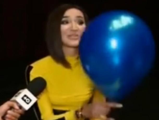 Ольга Бузова с шаром пожелала на видео бывшему мужу с его ростовской любовницей «гореть в аду»