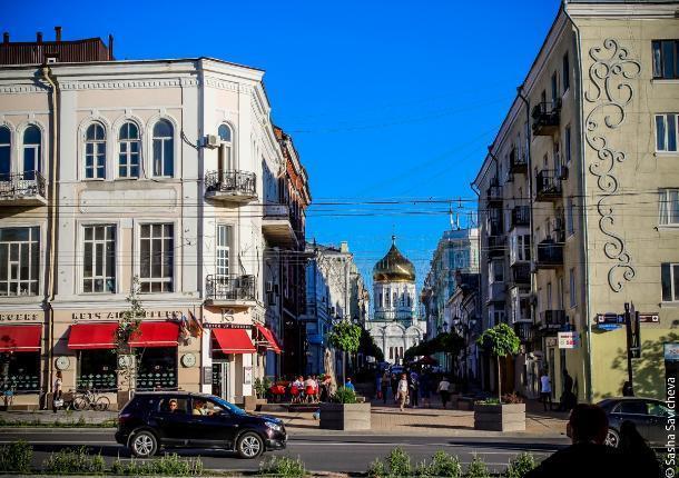 Шаумяна, Береговая и Пушкинская до Западного: где в Ростове можно сделать новые пешеходные зоны