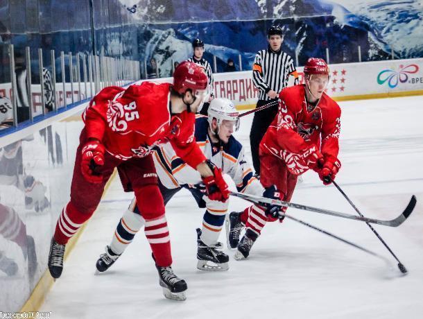 ХК «Ростов» начнет сезон Первенство ВХЛ матчем против «Мордовии»