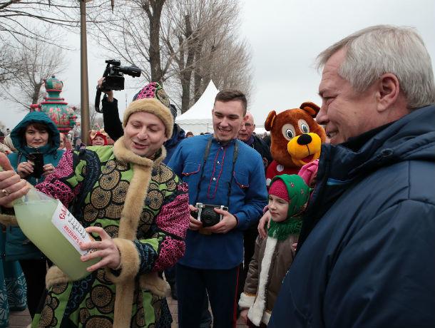 Губернатор Ростовской области Василий Голубев попросил прощения у дончан