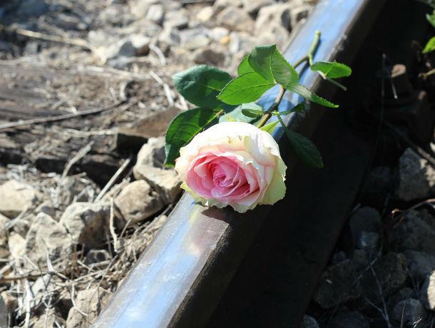 Жителя Ростовской области насмерть сбил поезд