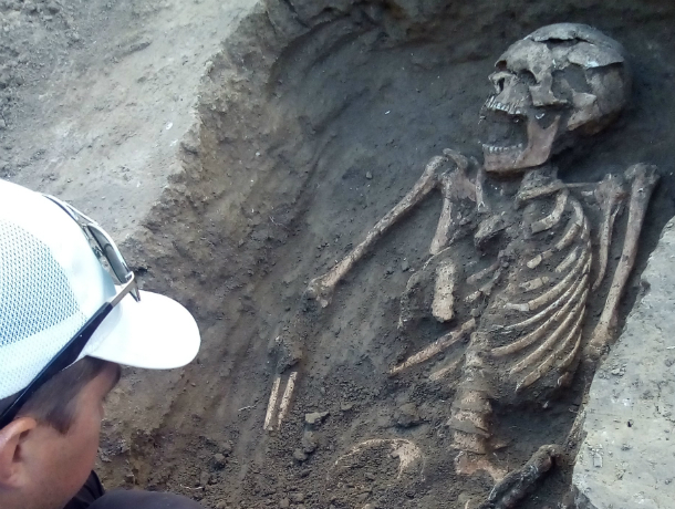 Археологи назвали топ-5 удивительных открытий, сделанных на раскопках в центре Ростова