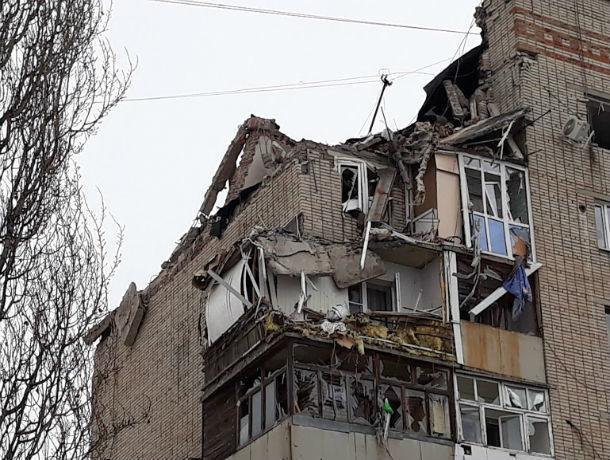 Власти Ростовской области решают - выплачивать пострадавшим от взрыва газа в Шахтах по 50 или по 100 тысяч рублей