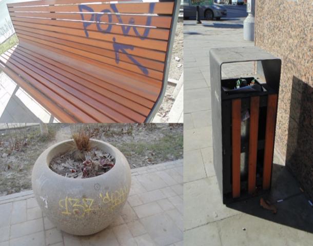 Найдем и накажем: мэрия Ростова с помощью камер вычислит вандалов, орудующих на Садовой