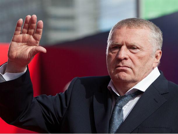 Владимир Жириновский решил баллотироваться на выборах в Ростовской области