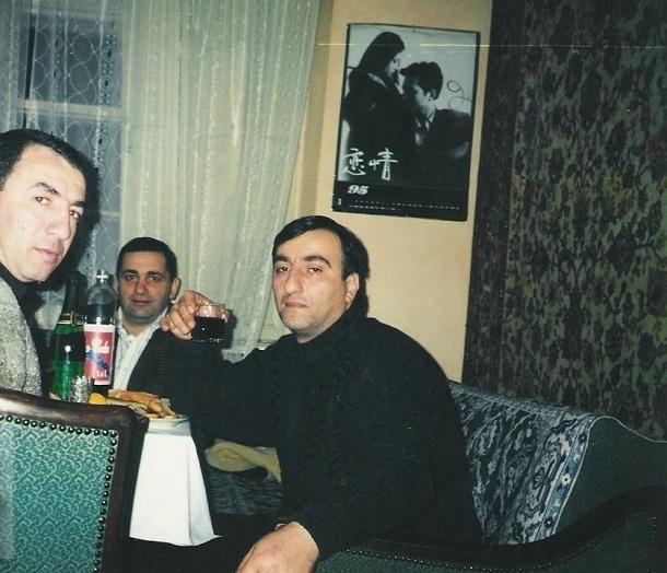 Любил наркотики и оружие: скончался вор в законе Гаго Ростовский