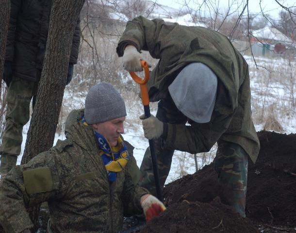 Под Ростовом обнаружена еще одна братская могила времен ВОВ