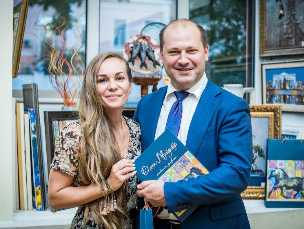 Известная художница Олеся Майдибор «рассказала» свою историю Донского края