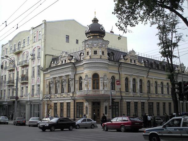 В Ростове для шести объектов культурного наследия установили зоны охраны