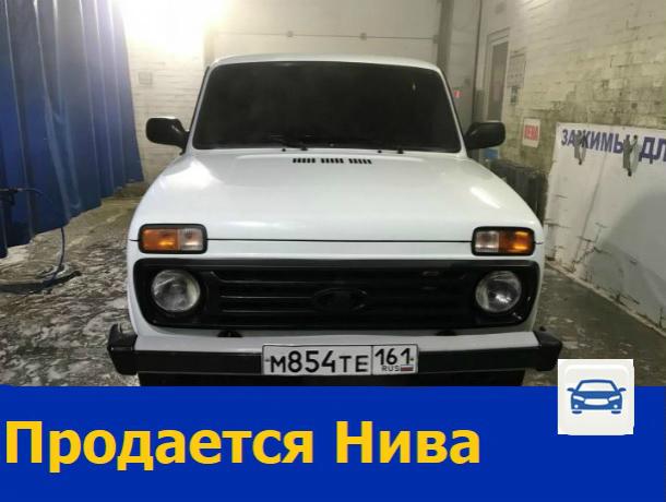 Хороший и надежный отечественный автомобиль продается в Ростове