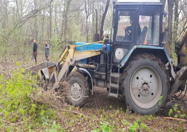 За день из Ростова вывезли 812 тонн мусора