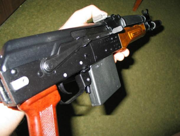 Оставленное на видном месте ружье загадочно исчезло из автосервиса в Ростовской области