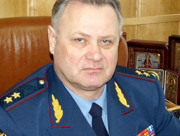 Ушел изжизни прежний  глава  донского ГУФСИН Владимир Хижняк
