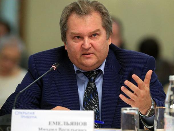 Депутат Госдумы от Ростовской области предложил наказывать СМИ за помощь в ведении санкций