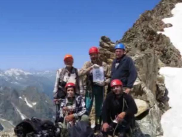 Ростовчанин стал участником группы, совершившей географическое открытие на Кавказе